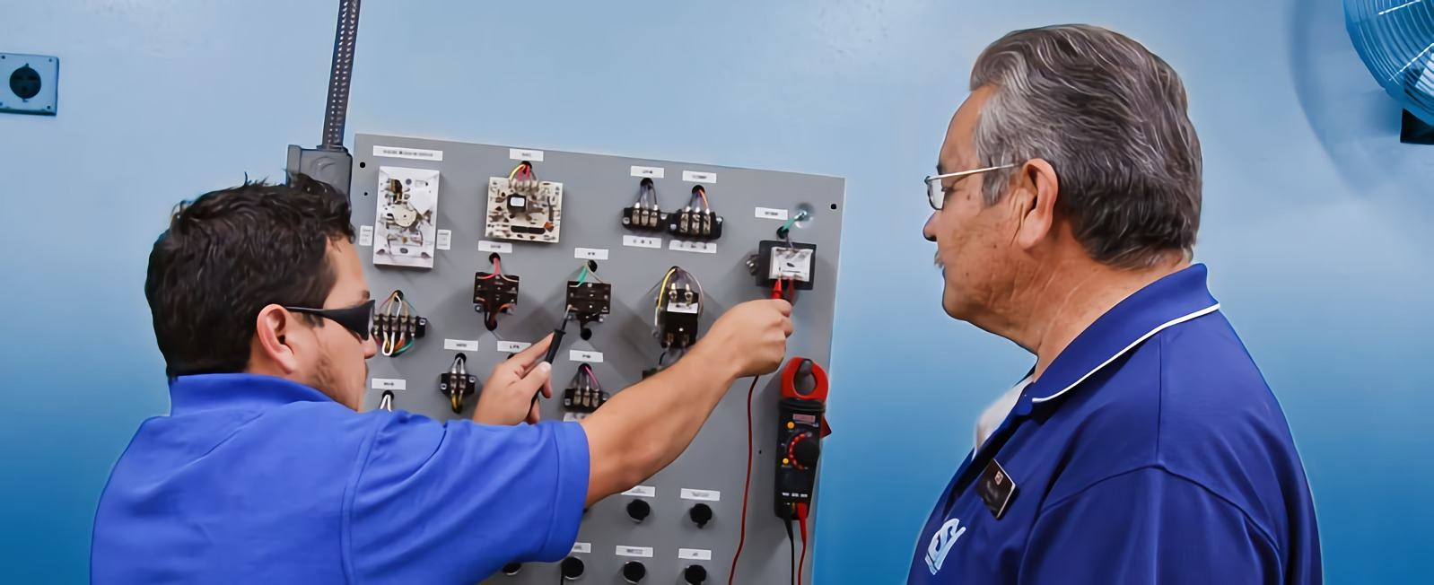 RSI Refrigeration School Training Equipment