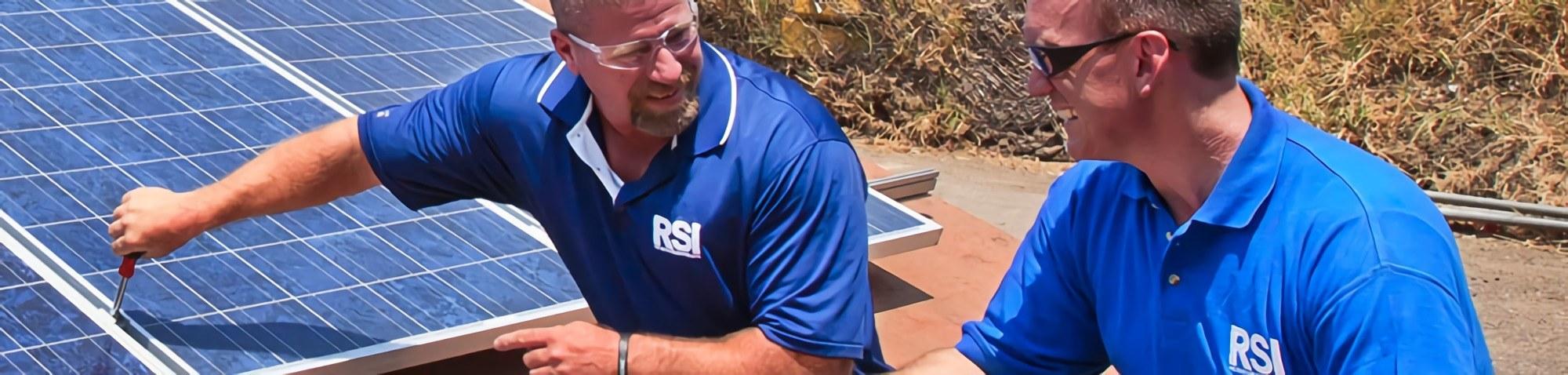 RSI Refrigeration School Training Equipment Solar