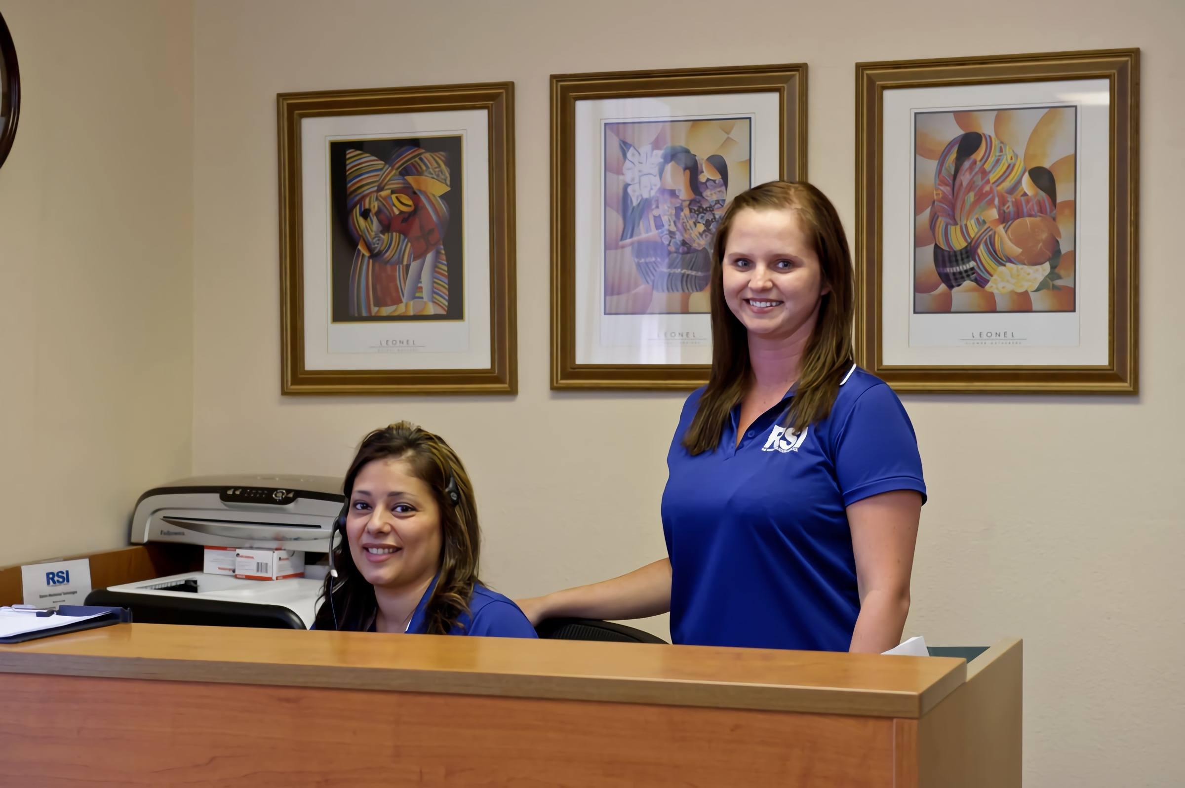 RSI Refrigeration School Training Phoenix Staff