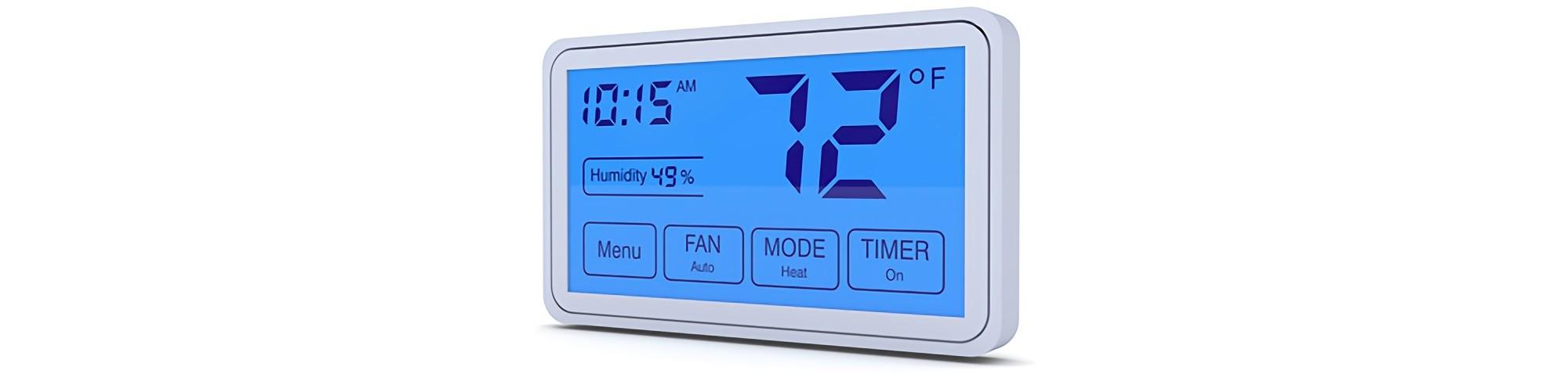smart thermostat HVAC system