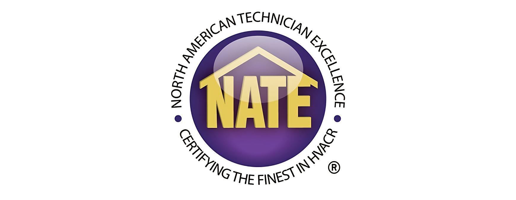 nate certification for hvac