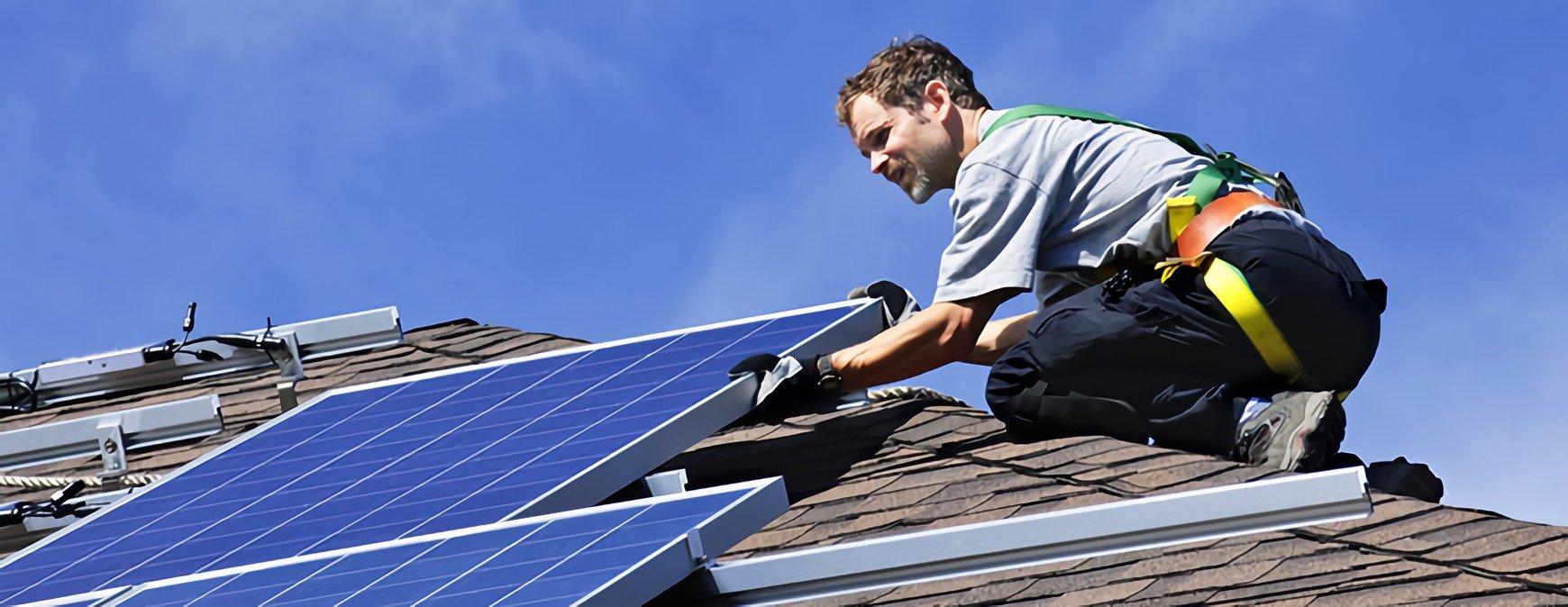 solar installation career