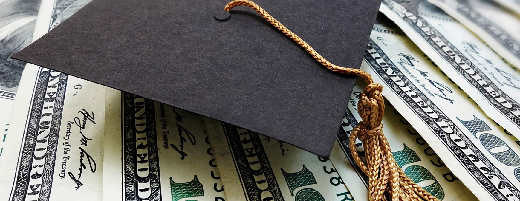 scholarship and money