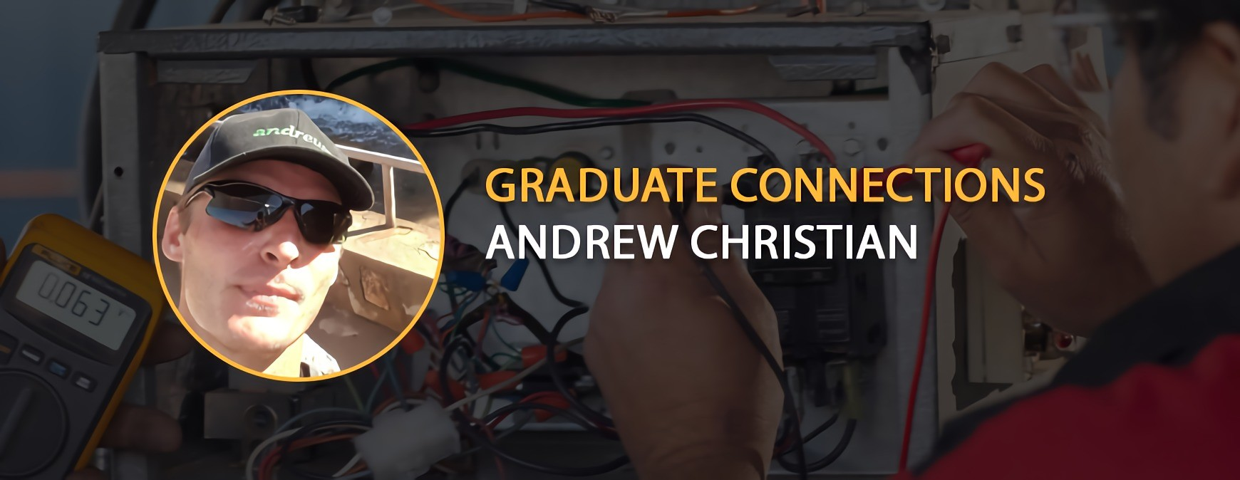 Andrew Christian Graduate Connection