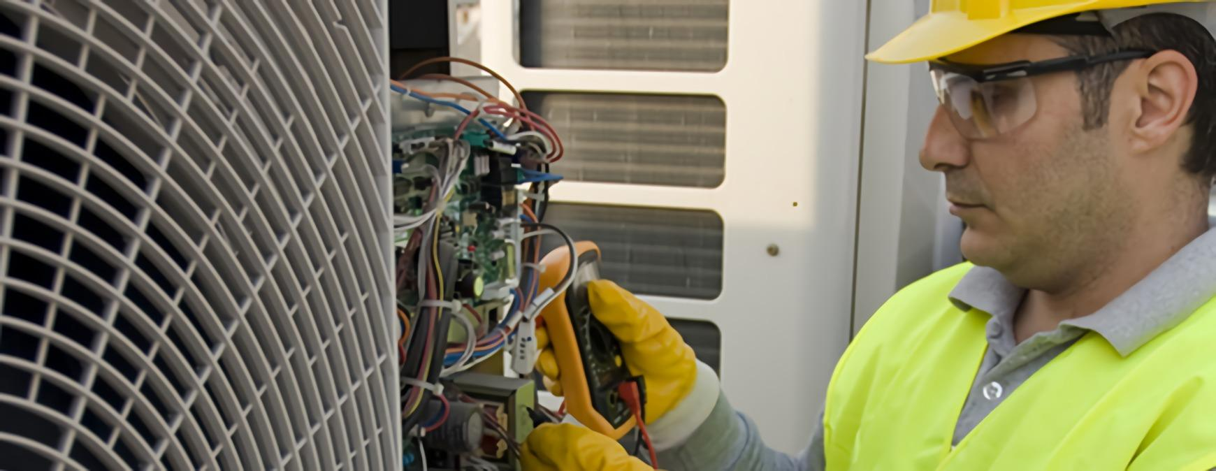commercial refrigeration technician