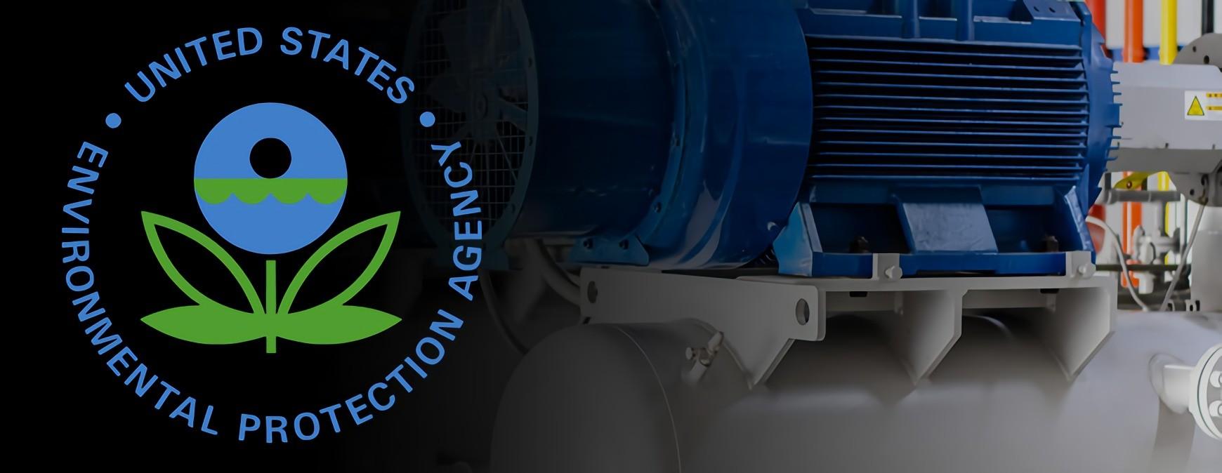 epa logo with refrigerants