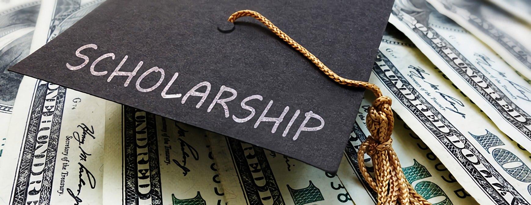 money and scholarship