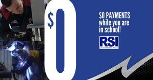 rsi zero in school payments