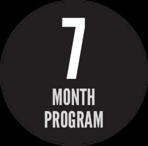 7 month training program