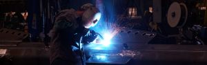 Welding Specialist training at The Refrigeration School
