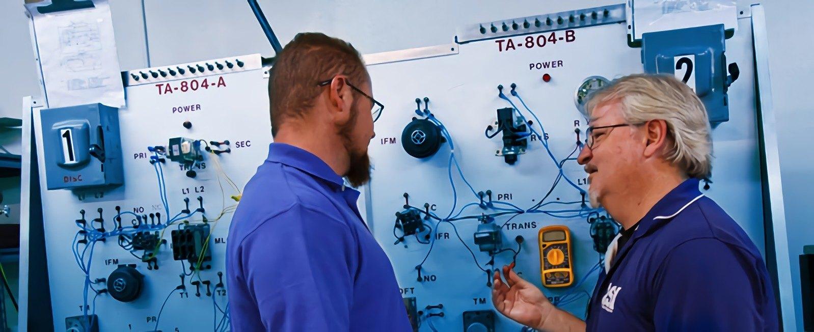 RSI Refrigeration School School Training Phoenix Equipment