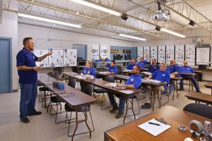 RSI Refrigeration School Training Phoenix Equipment Classroom