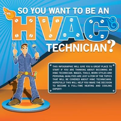 Infographic HVAC Technician - Refrigeration School, Inc. (RSI)