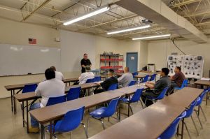 RSI Refrigeration School Training Phoenix Classroom