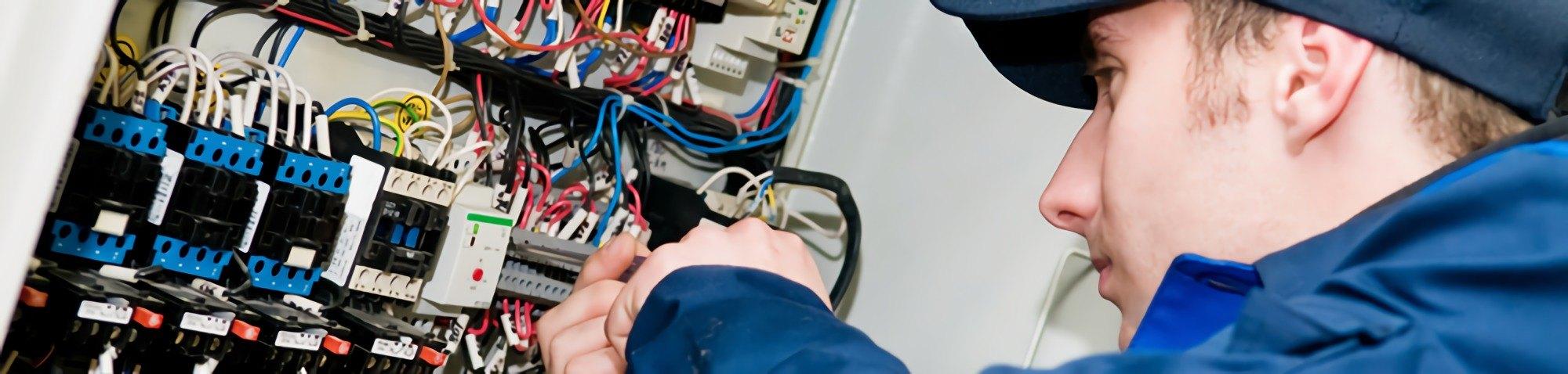 Electro-Mechanical Technician training