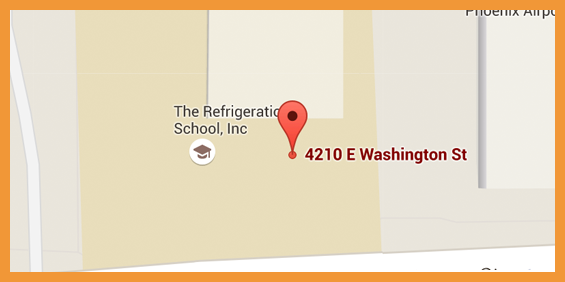 Refrigeration School Campus Location