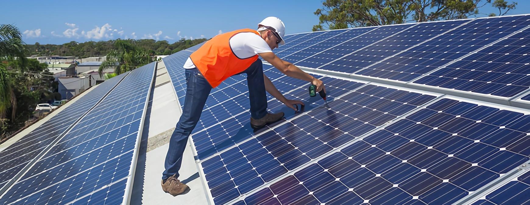 renewable energy job training