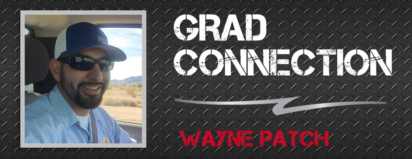rsi student Wayne Patch