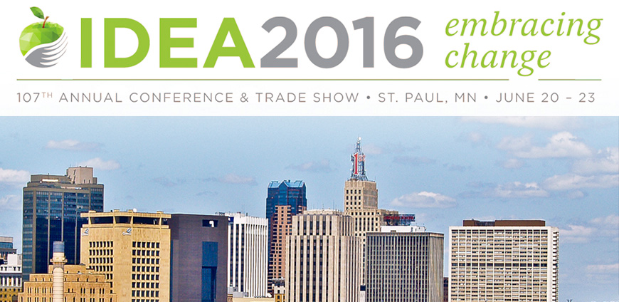 idea 2016 expo
