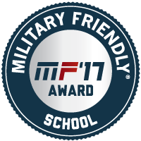 Military Friendly School '17