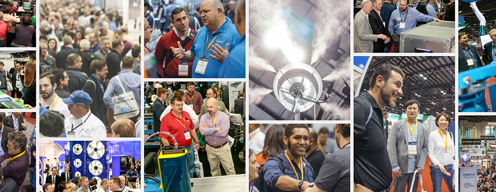 hvac trade shows and conferences 2017