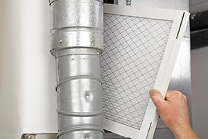 disposable air filter