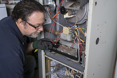 furnace technician repair