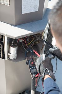 hvac technician wiring
