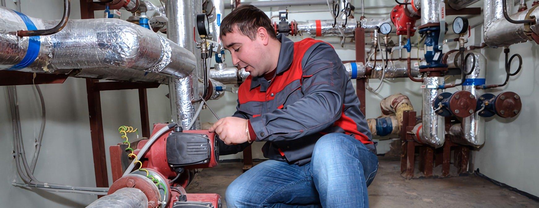 boiler room operator