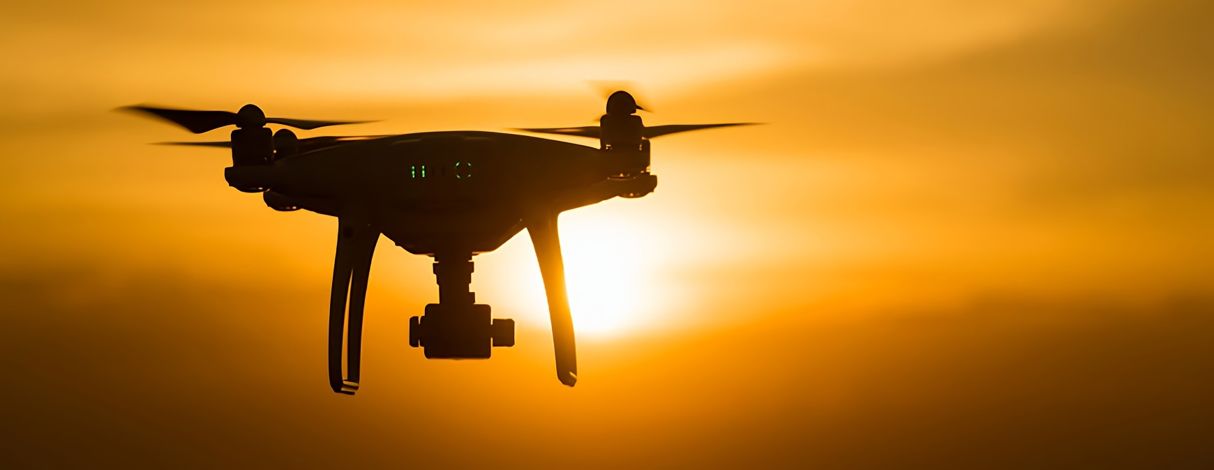 drones in hvac