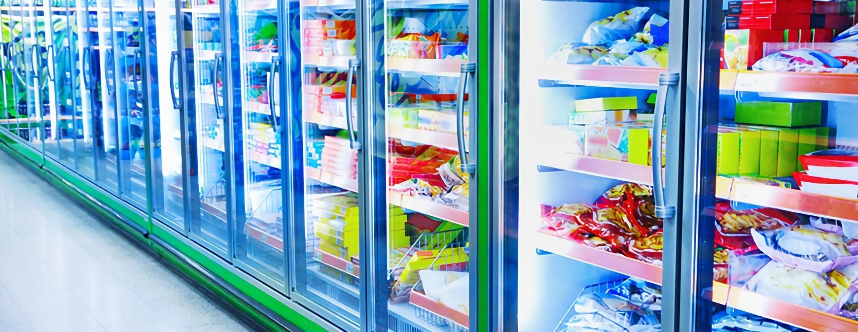 supermarket refrigerator
