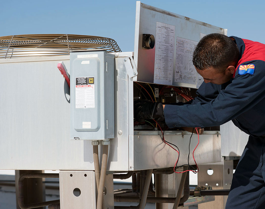 Electro Mechanical Technologies Program at RSI