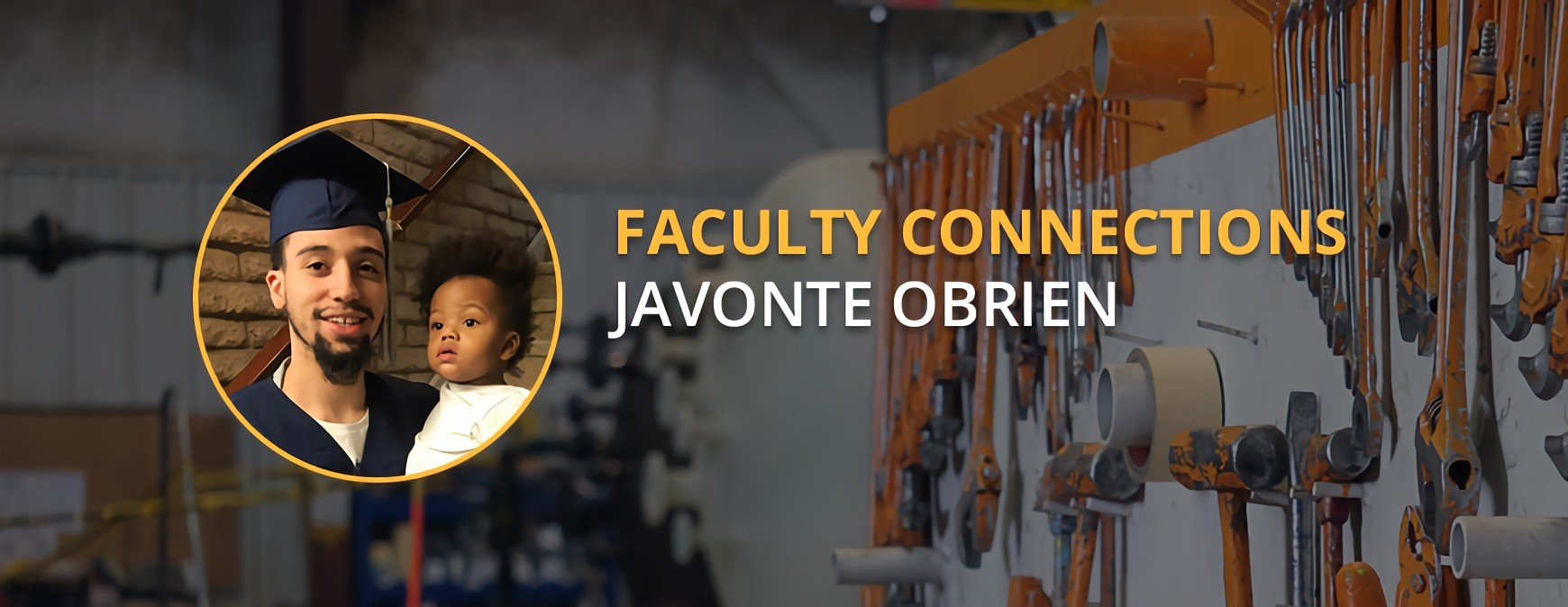 Javonte Obrien graduate connection