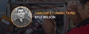 Graduate Connection Kyle Wilson