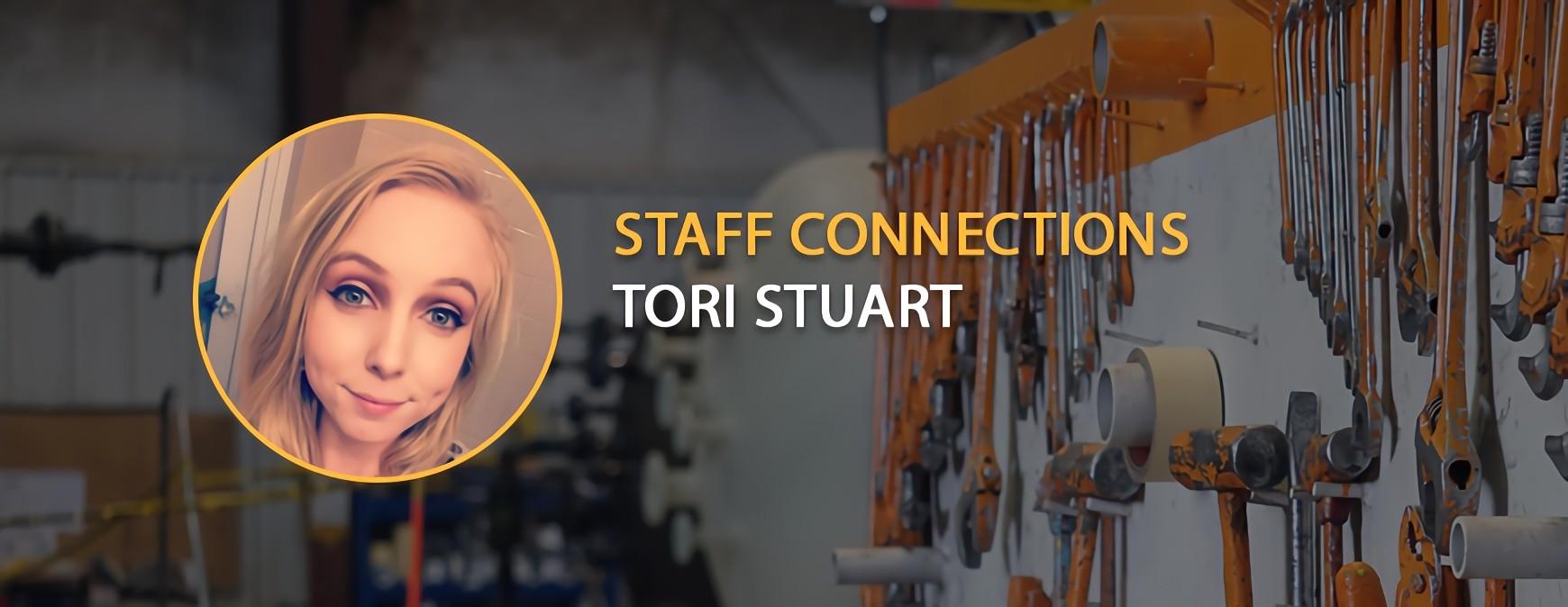 Tori Stuart Staff Connections