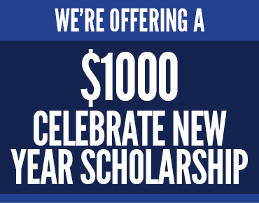 $1000 Celebrate New Year Scholarship