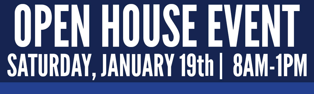 RSI Open House January 19th