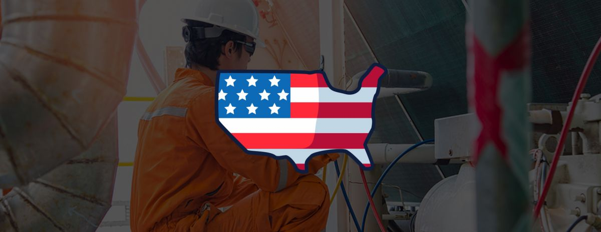 hvac positions in the united states