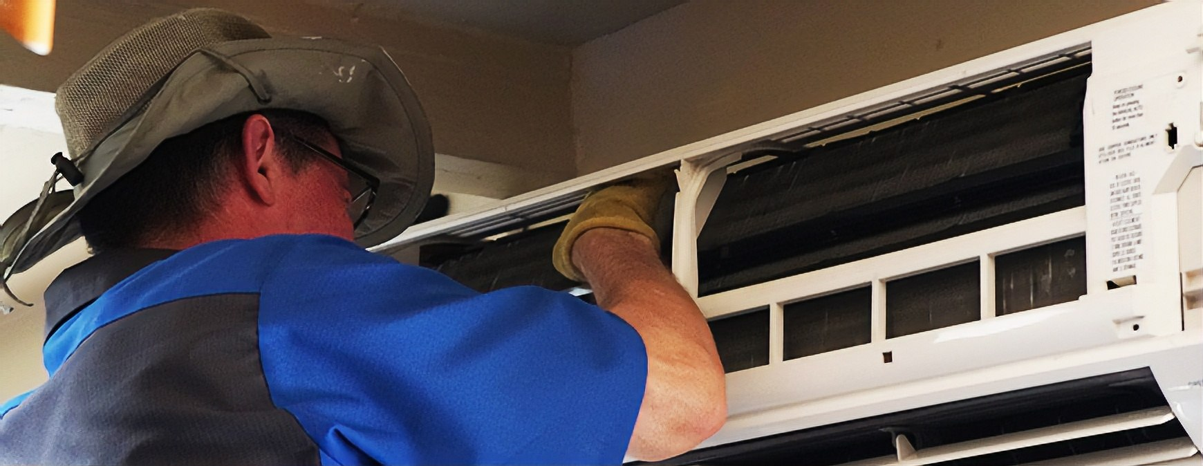 hvac repair on ductless ac