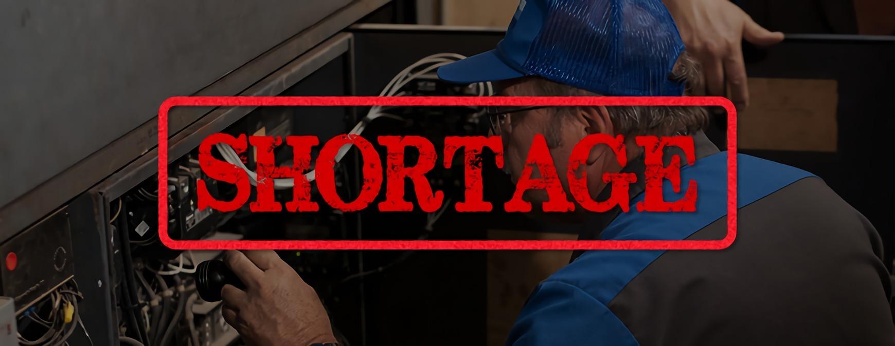 hvac shortage