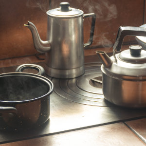 kettle steam superheat