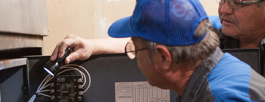 maintenance electrician training class