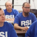 rsi students in a class