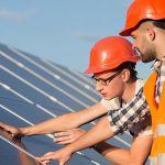 solar panel installation technicians