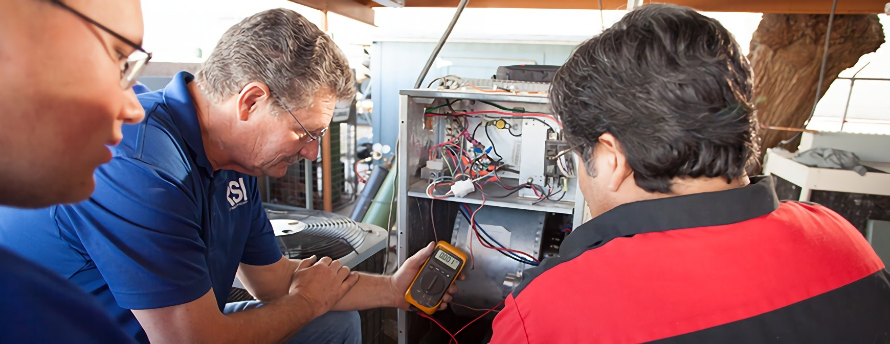 vocational training hvac